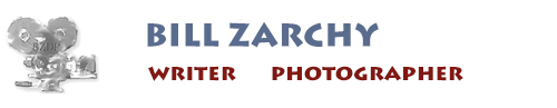 Bill Zarchy • Writer • Photographer